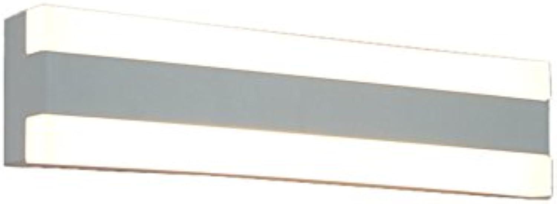 Moderne Kreativitt LED Trichromatic Light Spiegel Front Light Wandleuchte Spiegel Cabinet Light Badezimmer Badezimmer WC Kommode Schrank Make-up Wandleuchte (gre   A)