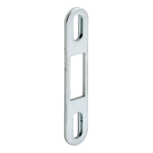 Prime-Line Products E 2097 Sliding Door Keeper, Zinc Plated Steel