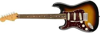 Squier by Fender Classic Vibe Stratocaster '60's Beginner Electric Guitar - Left Hand - 3 Color Sunburst
