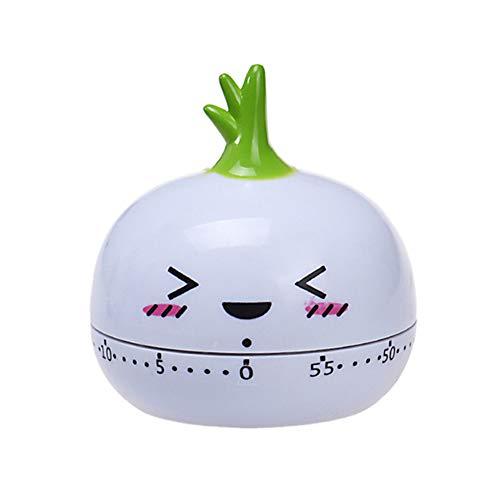 QWER LCD Digital Kitchen Compte à rebours magnétique minuterie Reculez la minuterie de Cuisine Count Up Alarm Clock Gadgets de Cuisine Outils de Cuisine,a