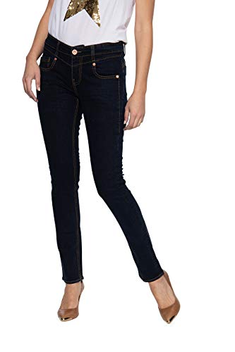 ATT, Amor Trust & Truth Damen Zoe Jeans, dunkelblau, 38W / 31L