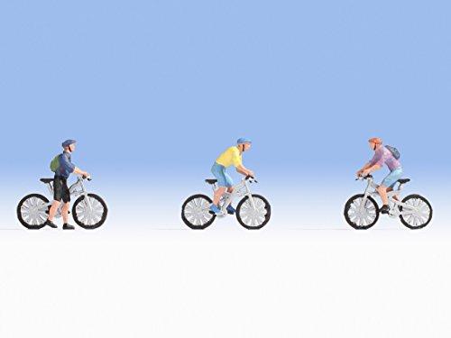 NOCH 15899 Mountainbiker H0 1:87