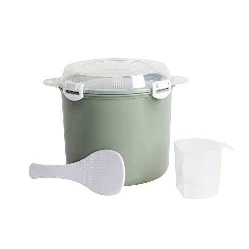 ProCook Mikrowellen Reiskocher - Reiskocher - Dampfgarer - Reisschüssel