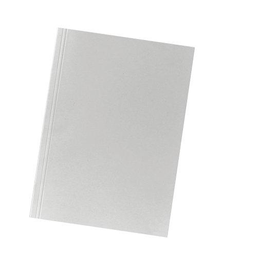 Aktendeckel A4 grau, Manilakarton 250 g/qm