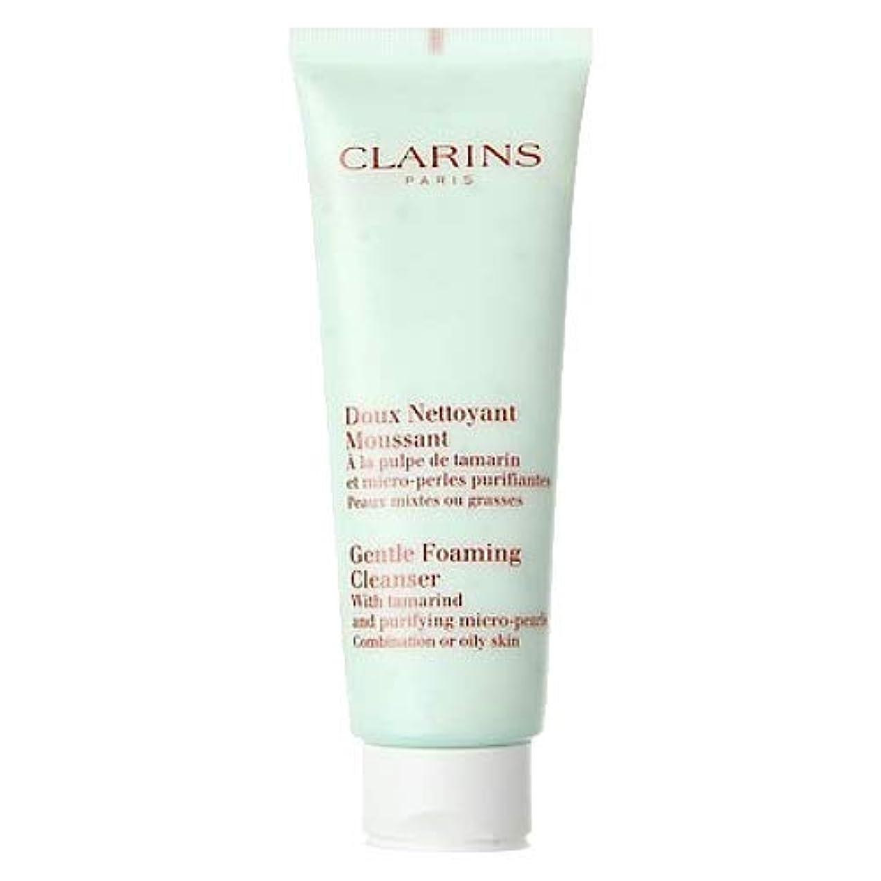 改善する人気のおとなしいクラランス(CLARINS) ジェントル フォーミング クレンザー (コンビネーション/オイリー) 125ml [並行輸入品]