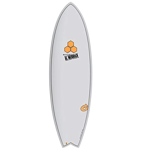 Channel Islands X-lite Pod Mod 5.6 - Tabla de surf, color gris