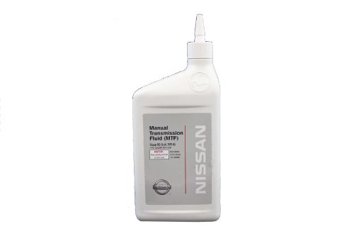 Genuine Nissan Fluid 999MP-MTF00NP 75W-85 Manual Transmission Fluid
