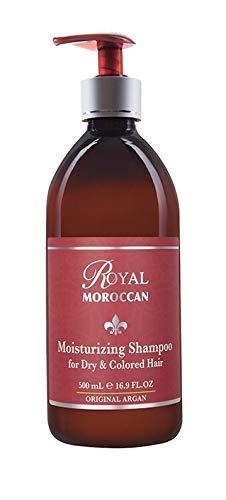 Royal Moroccan Hair Repair Shampoo 500ml