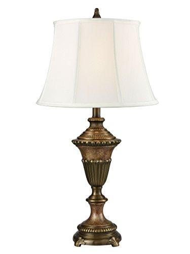 Springdale by Dale Tiffany SPT16166 Ethana Cast Metal Table Lamp, Multi Bronze