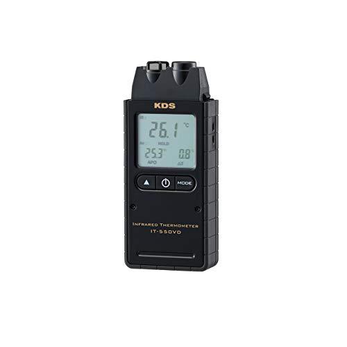 ムラテックKDS 赤外線放射温度計 IT-550VD