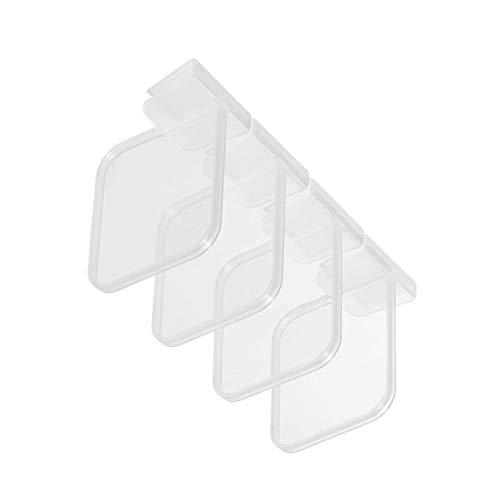 Zhibeisai Frigorifero Immagazzinaggio Pannello divisorio Cucina Bottiglia Jar Snap Type Sorting Rack Divisore Strumento di separazione