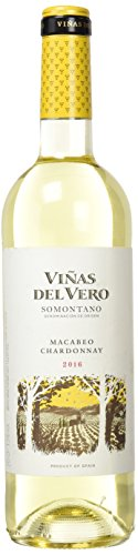 Viñas Del Vero Vino Macabeo Chardonnay DO - Somontano, 750ml