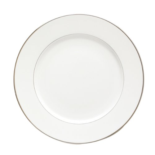 Guy Degrenne Galon Platine Plat de Service Porcelaine Platine