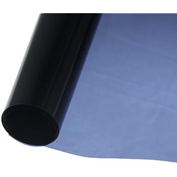 T/önungsfolie 50x300 Sonnenschutzfolie Scheibenfolie Autofolie Fensterfolie Folie grau