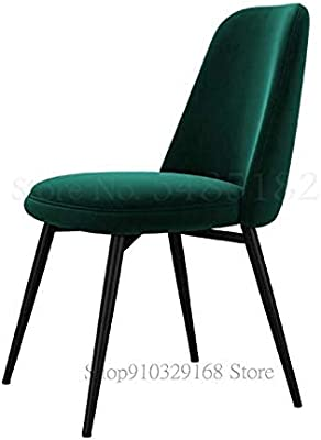Kitchen Home Decor Modern Chair Nordic ins Chair net red Living Room Lounge Chair Light Luxury Dining Chair Modern Minimalist Home Restaurant Chair Stool (Color : Boom clap 1)