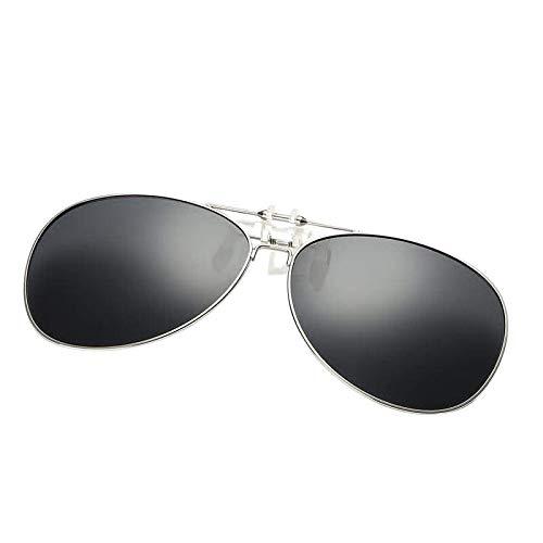 VITO Polarized UV400 Clip-On Sunglasses for Prescription Glasses with...