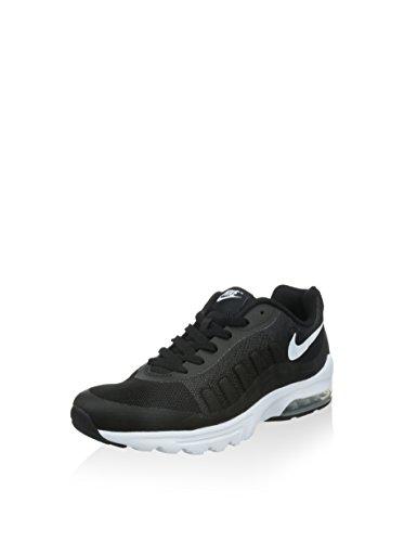 Nike Air MAX Invigor, Zapatillas de Running para Hombre, Negro (Black/White), 44...