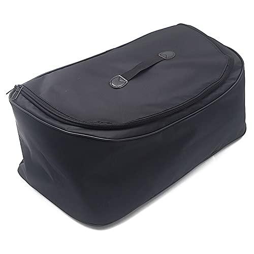Motorrad Kofferraumtasche Aufbewahrungskoffer Seitenkoffer Innentasche passend für alle Motorradgepäck Werkzeugtaschen