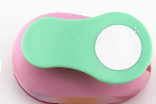 grapadoras Envío gratis grande 2 `` 5 cm círculo Furador papel punzón Scrapbooking punzones Craft Perfurador Diy Puncher papel círculo cortador