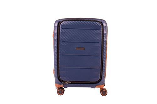 Salvador Bachiller Maleta con Compartimento para Ordenador valkiria ti282420qz Azul 50cms