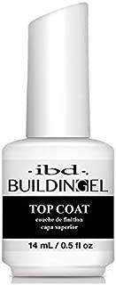 ibd - Building Gel - Hard Gel Nail Extension - Top Coat - 14ml / 0.5oz