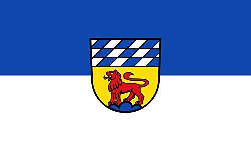 Unbekannt magFlags Tisch-Fahne/Tisch-Flagge: Löwenstein 15x25cm inkl. Tisch-Ständer