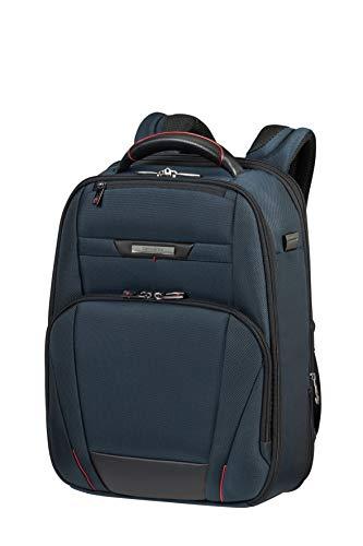 Samsonite Pro-DLX 5 - 15.6 Pollici Espandibile Zaino Porta PC, 44.5 cm, 21 26 L, Blu (Oxford Blue)