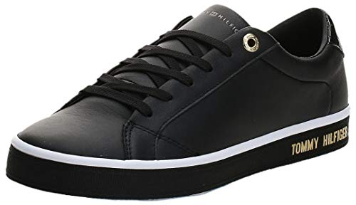 Tommy Hilfiger Baskets Casual Leather
