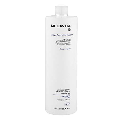 Medavita - Lotion Concentrée Homme - Shampoo Anticaduta...