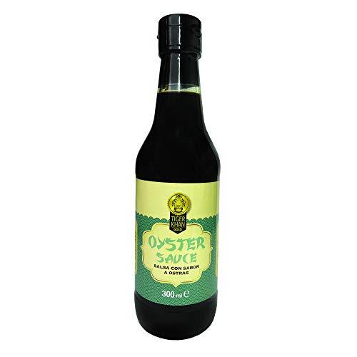 Salsa de ostras Tiger Khan 300 ml (1)