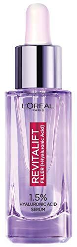 L'Oreal Paris 1.5% Pure Concentrated Hyaluronic Acid Serum Revitalift...