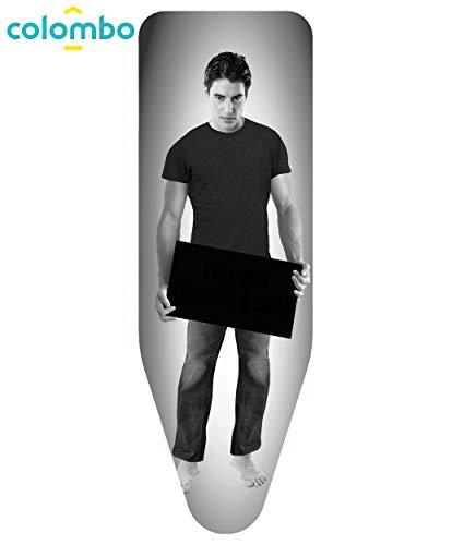 Colombo strijkschede 130 x 50 cm thermogevoelige maat L, heren Sport 2