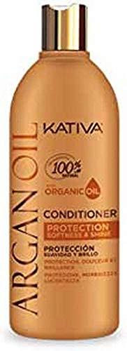 KATIVA Argan Oil Conditioner X, Único, 500 Mililitros