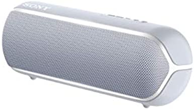 Sony SRS-XB22 Extra Bass Portable Wireless Bluetooth Speaker, Gray (SRS-XB22/H) (Renewed)