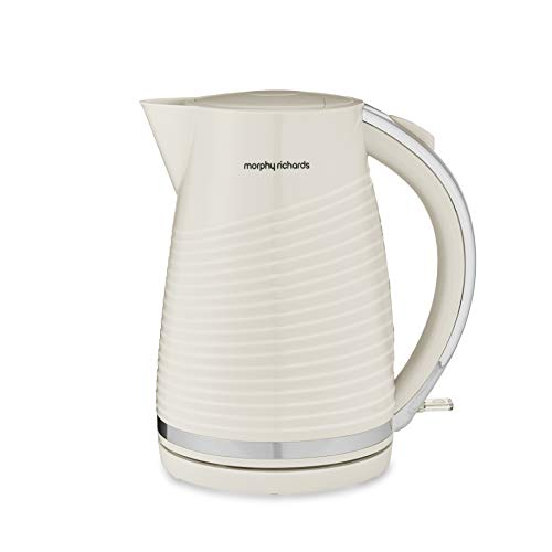 Morphy Richards 108267 Jug Kettle Dune, 1,5 litre, crème