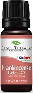 Plant Therapy Frankincense Carteri CO2 Extract 10 ML (1/3 Oz) 100% Pure, Undiluted, Therapeutic Grade