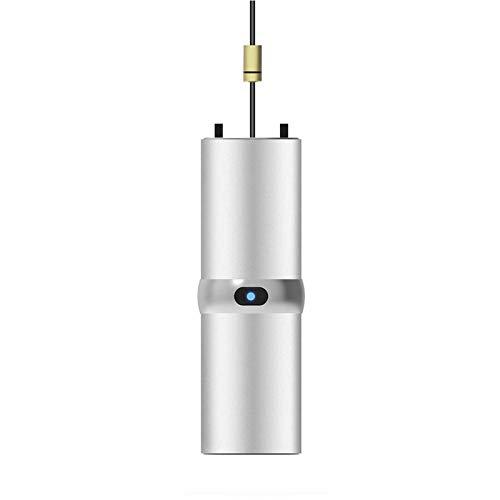 Purificador de aire para el hogar mini portátil purificador de aire collar eliminador de humo para niños adultos coche carga USB dormitorio oficina viaje limpiador de aire para humo y mascotas olor