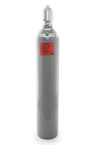 20 kg Kohlensäure Flasche/Neue CO2 Flasche/mit Steigrohr/Gasflasche (Eigentumsflasche) gefüllt mit Kohlensäure(CO2) / Lebensmittelqualität nach E290 / 10 Jahre TÜV ab Herstelldatum/made in EU