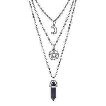 Best pentagram necklace Reviews