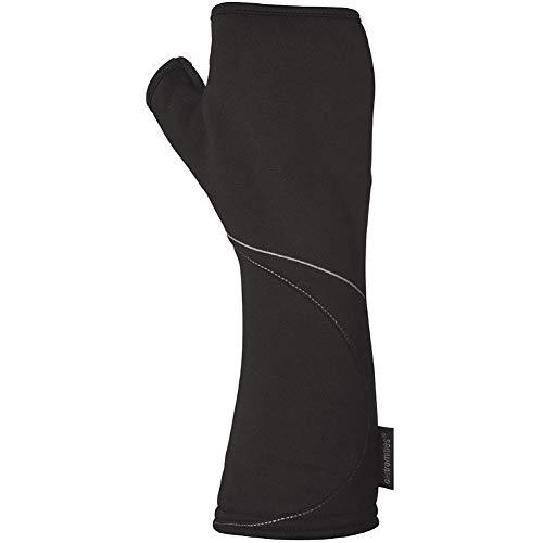 Extremites Herren Power Liner Wrist Gaiter Handschuh, Schwarz, L/XL