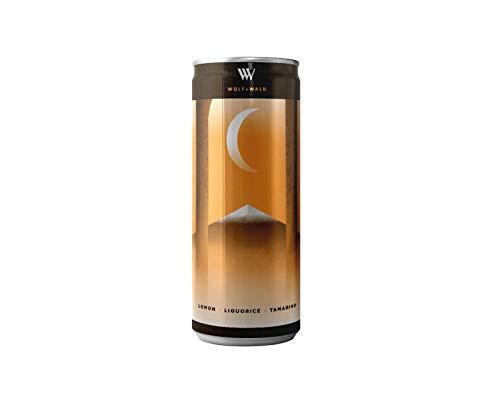 WOLF + WALD Zitrone Lakritz Tamarinde 6 x 330 ml