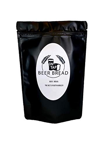 OnTap Beer Bread Mix - 1 Pack - Just Add a Craft Beer of Your Choice! Easy to Make!