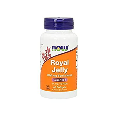 ROYAL JELLY - 60 softgels