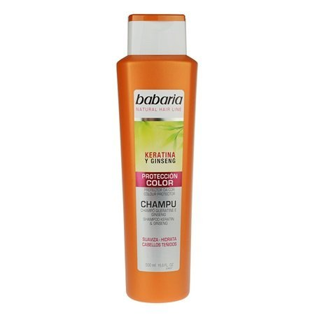 babaria Aloe Vera Color Shampoo 500 ml