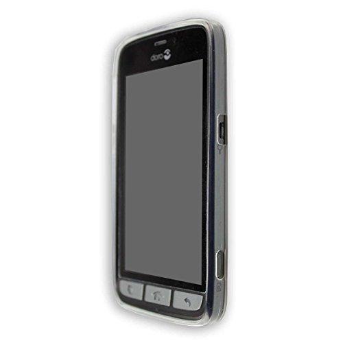 caseroxx TPU-Hülle für Doro 8030/8031, Handy Hülle Tasche (TPU-Hülle in transparent)
