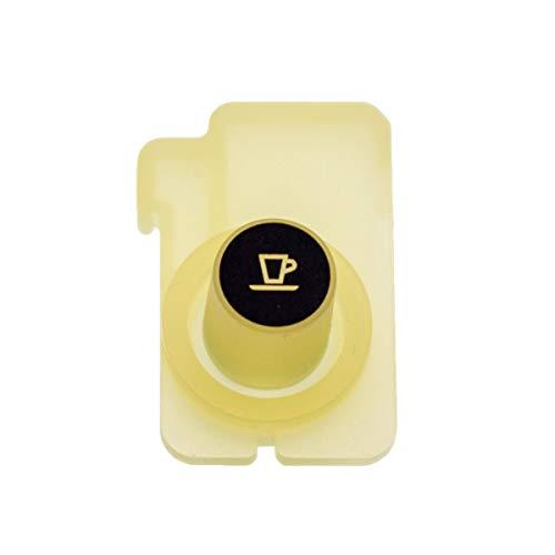 BOUTON DE COMMANDE GAUCHE PETIT CAFÉ POUR PETIT ELECTROMENAGER KRUPS - MS-0043060