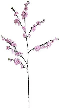 DJYmoyimo Simulation Prune Fleur Branche Faux Fleur ...