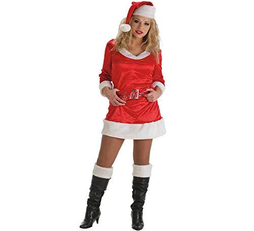 Costume Donna Babbo Natale