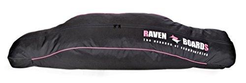 RAVEN Snowboardtasche Bliss 2019 (Black/Pink, 147cm)
