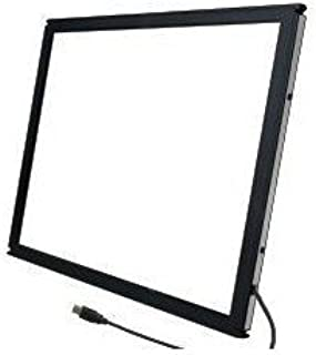 GOWE 85 Inch 10 Multi Touch Screen Frame/Multitouch IR Touch Screen Overlay kit for Interactive Table/Touch Kiosk